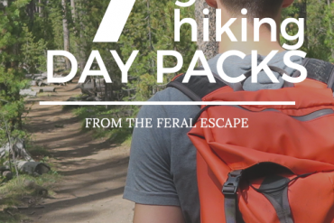 Top 7 Hiking Daypacks & Backpacks