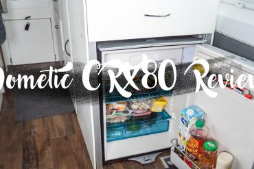 Dometic CRX 80 12v Fridge Review