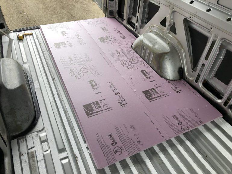 polystyrene insulation