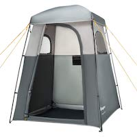 king camp shower tent