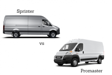 Sprinter vs Promaster – Which is better for a van conversion