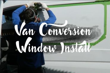 Campervan Conversion Window Fitting & Installation Guide