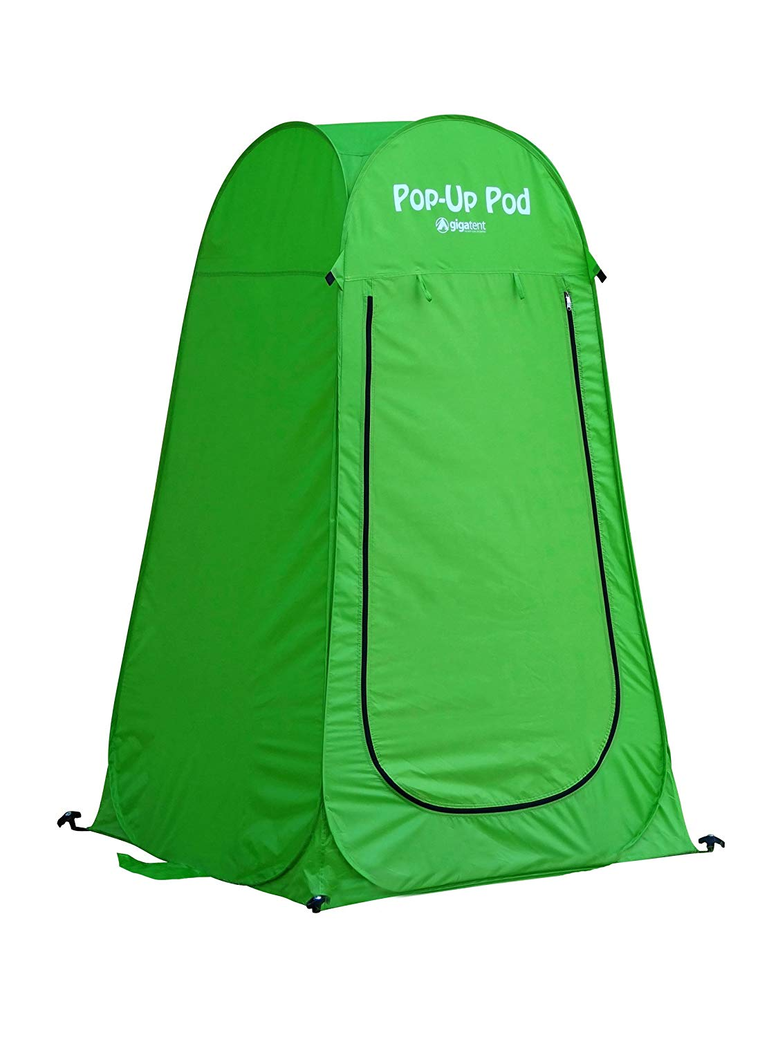 Changing Tent Portable Outdoor Pop Up Shower Privacy Camping Toilet w// Carry Bag