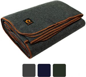 Best Cold Weather Camping Blanket