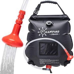 VIGLT Camping Shower Bag