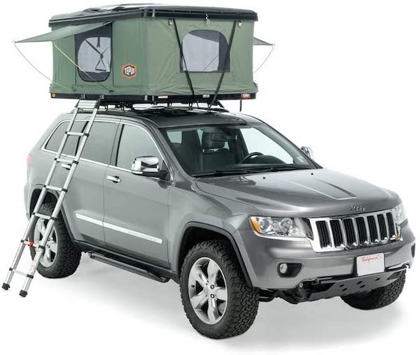 Best Rooftop Tent For Car Camping